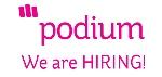 Podium-hiring reduced