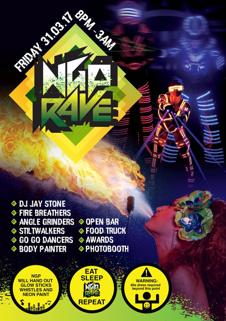 NGP Rave Poster 2