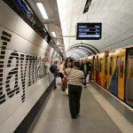 The Metro.